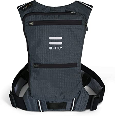 FITLY Comfortable Odor-Resistant Minimalist Backpack