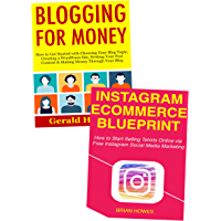 Instagram Blogging Academy: 2 Profitable Online Business Ideas You Can Run from Home (English Edition)
