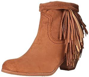 Sam Edelman Women's Louie Boot, Soft Saddle, 8 M US