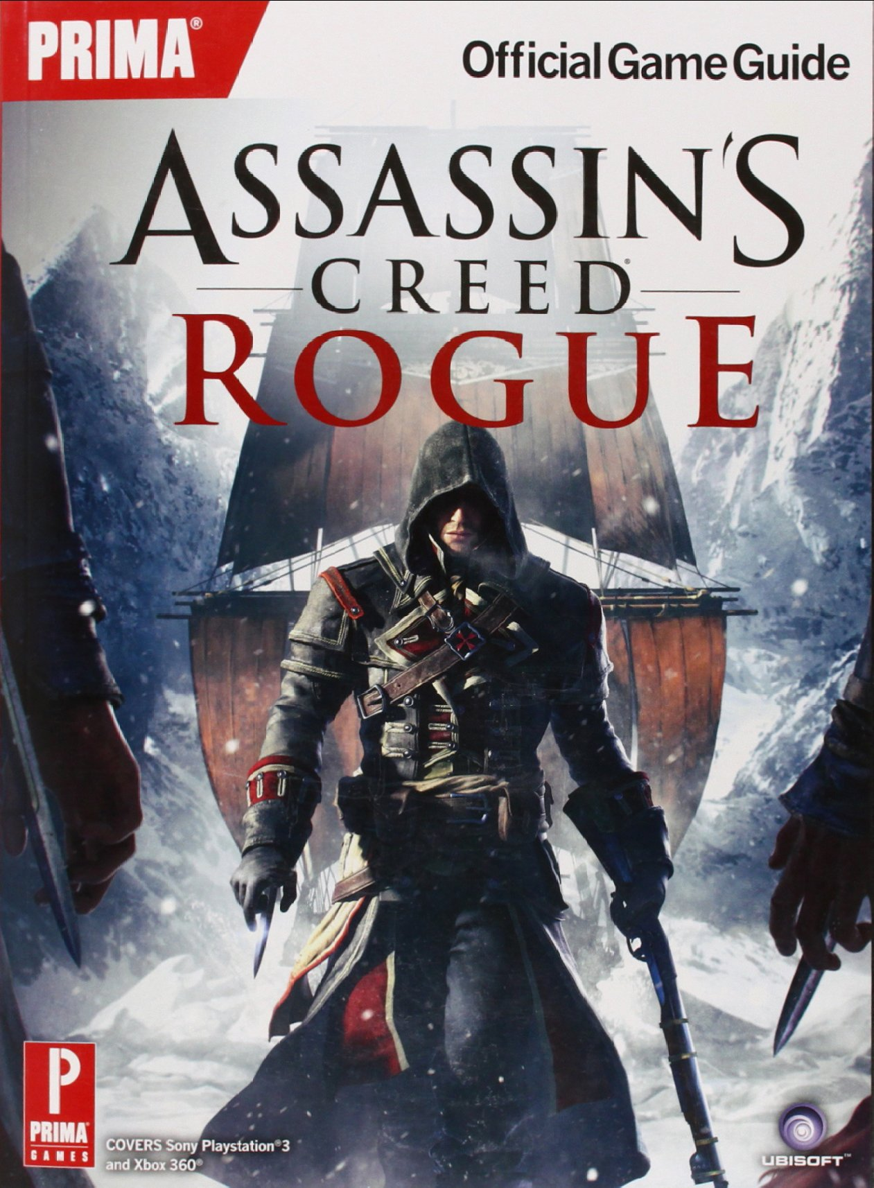 Ben noto Assassin's Creed Rogue: Prima Official Game Guide: Prima Games  ZL82