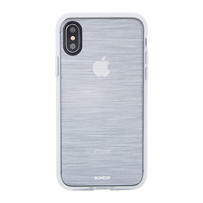 7934ff7ca9 Amazon.com: Bondir, Silver Mist Cell Phone Case Compatible with ...