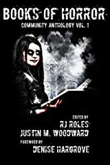 Books of Horror Community Anthology Vol. 1 Kindle Edition