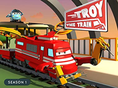 Troy the train - season 1 : Watch online now with Amazon Instant ...