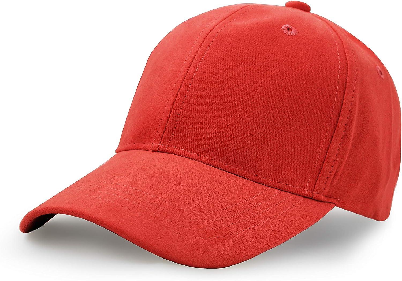 UltraKey Suede Baseball Cap...