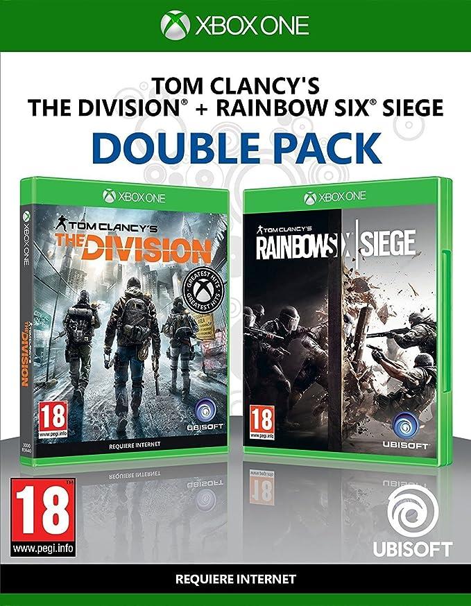 Compilation Rainbow Six + The Division: Amazon.es: Videojuegos