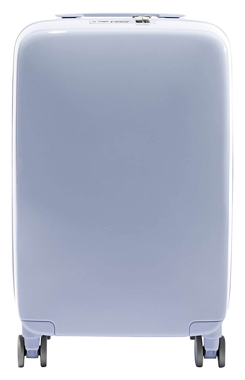 Raden (レイデン) A22 機内持ち込み用キャリーバッグ One Size Light Blue Gloss B01N90OSL9