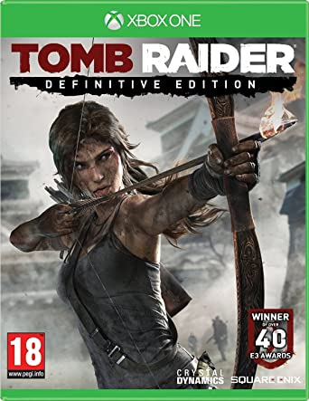 Tomb Raider Definitive Edition Xbox One Import Uk Amazonde Games