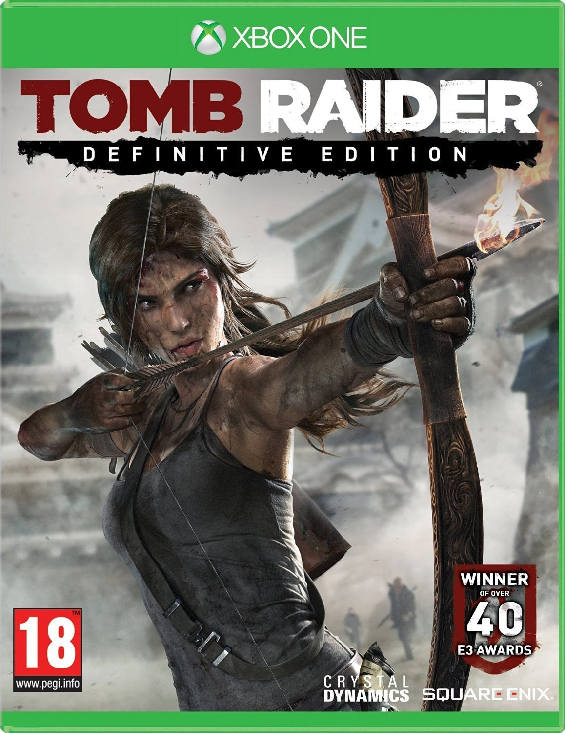Tomb Raider Definitive Edition (Xbox One) product image