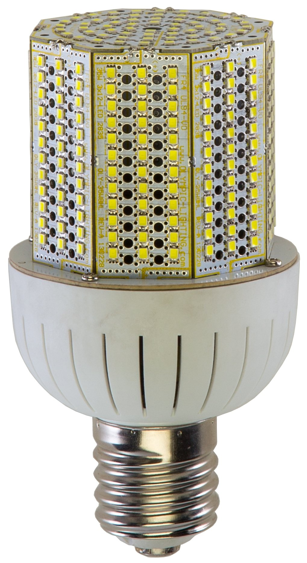 30W Cluster LED Bulb Rotating Base 5500K E39 Replacement for 150W HID (MH, Hps, MVP)