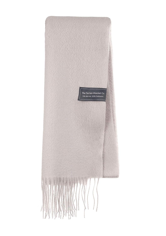 f43b717a293d0 Amazon.com: The Tartan Blanket Co. Merino & Cashmere Scarf - Rose Pink:  Clothing