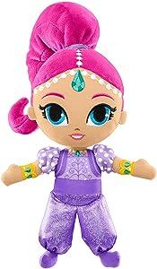 Fisher-Price Nickelodeon Shimmer & Shine, Zahramay Plush Friends, Shimmer