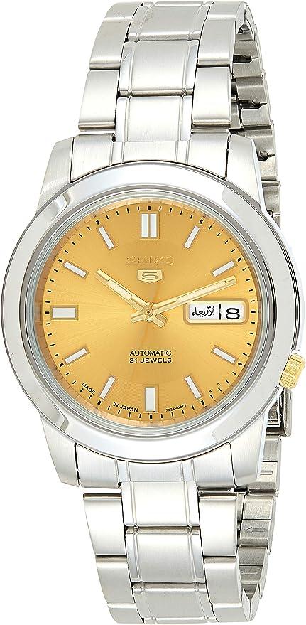 セイコー 5 SEIKO ファイブ 腕時計 自動巻き 日本製 SNKK13J1[逆輸入品]