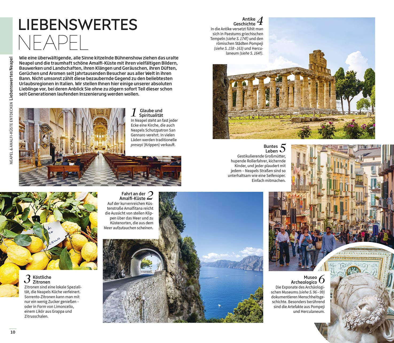 Vis A Vis Reisefuhrer Neapel Pompeji Amalfi Kuste 9783734202735 Amazon Com Books
