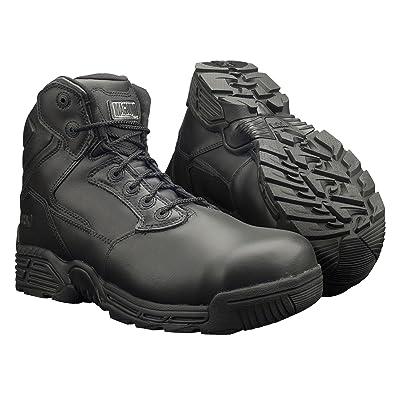 Günstige Verkaufspreise Erscheinungsdaten Stealth Force 6.0 Leather CT CP Sicherheitsstiefel S3 Hi-Tec bTYvgvkk