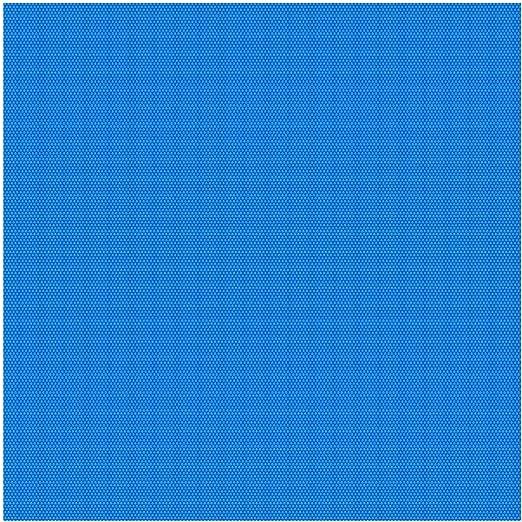 WilTec Cubierta Solar Piscina isotérmica Azul Rectangular 4x6m ...