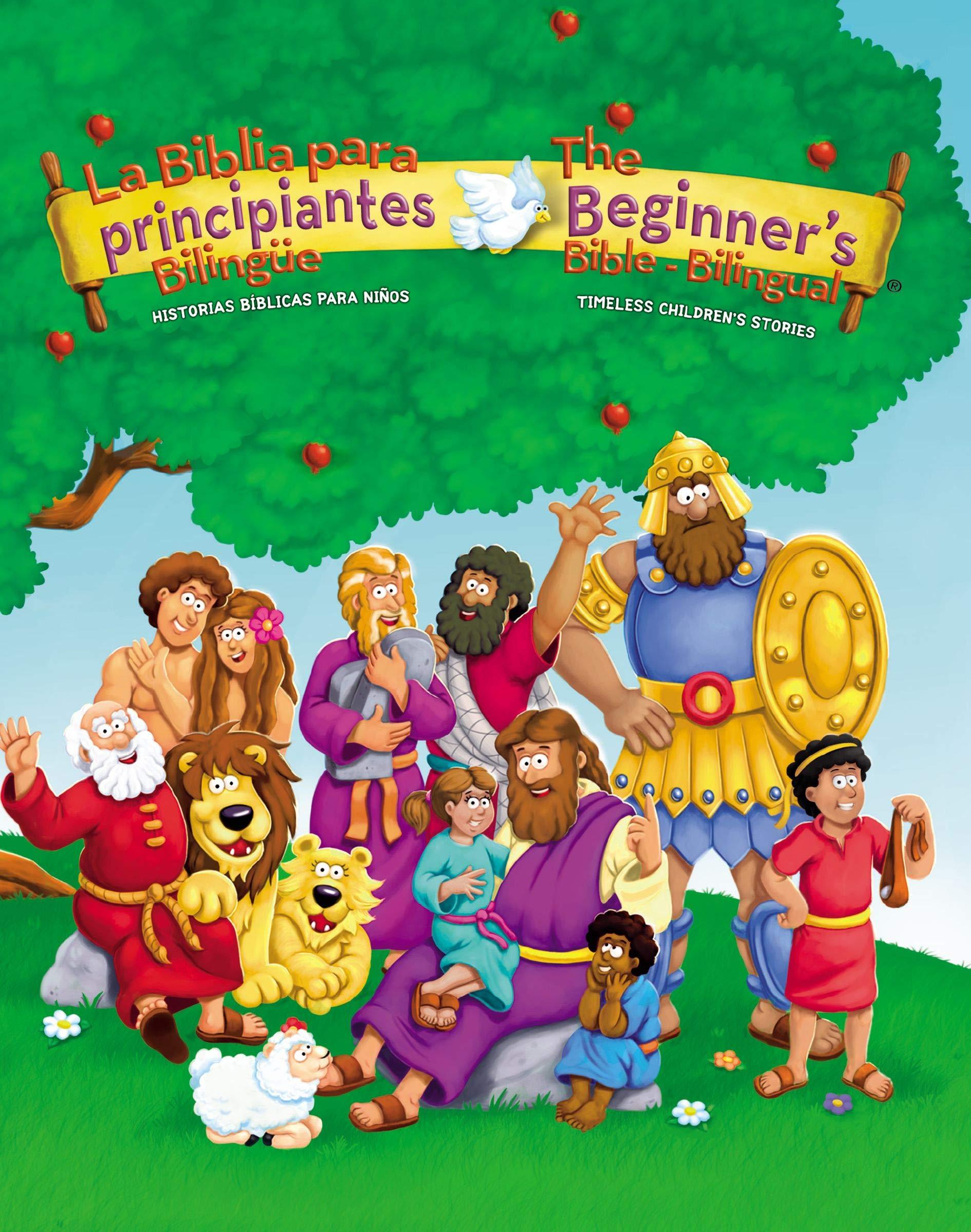 La Biblia Para Principiantes Bilingüe: Historias Bíblicas ...