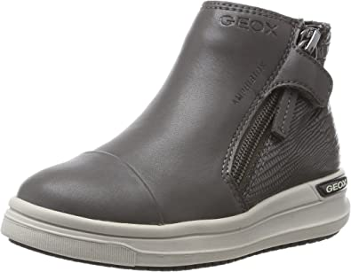 Sneakers Hautes Fille Geox J Aveup F