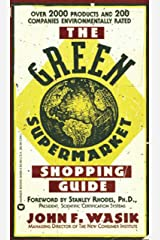 The Green Supermarket Shopping Guide Kindle Edition