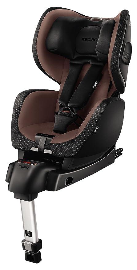 RECARO Optiafix - Silla de coche, color marrón: Amazon.es: Bebé