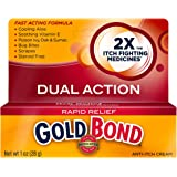 Gold Bond Rapid Relief Anti-Itch Cream 1 oz (Pack of 12)