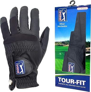 PGA Tour PGAT46ML - Guante sintético de Golf, Talla S/M: Amazon.es ...