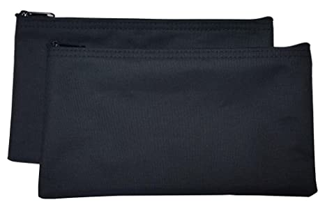 Amazon.com: Bolsas de gamuza con cierre, color negro, 2 ...