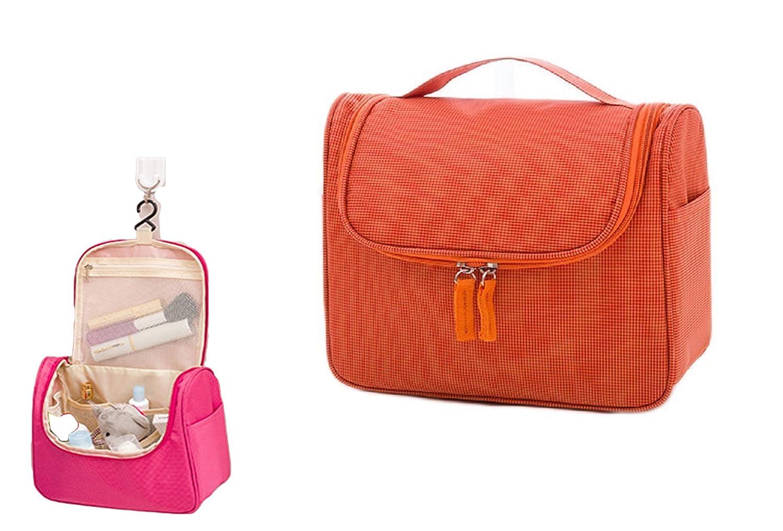 41cf38497dae Amazon.com : YABINA Hanging Toiletry Waterproof Portable Fashion ...
