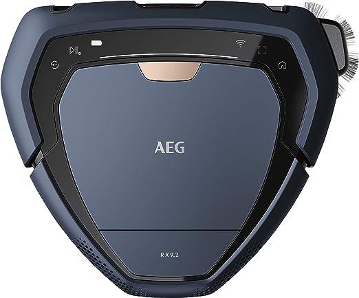 AEG RX9-2-6IBM Robot Aspiradora Visión 3D, Batería hasta 120min ...