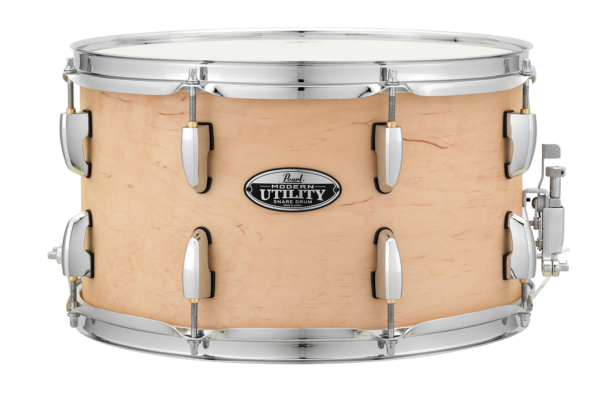 Pearl Snare Drum Matte Natural MUS1480M224