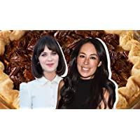 Joanna Gaines Vs. Zooey Deschanel: Whose Pecan Pie Is Better?