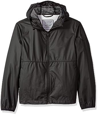 6ee7d27ae1 Amazon.com: Quiksilver Boys' Kamakura Youth Rain Jacket: Clothing