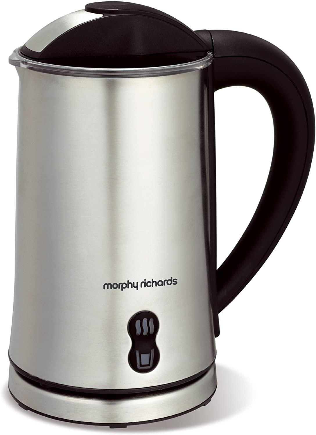 Morphy Richards Meno 47560 Milk Frother Stainless Steel
