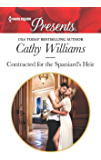Contracted for the Spaniard's Heir (Harlequin Presents Book 3702) (English Edition)