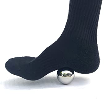 2520371f082 Freezing Cold Massage Ball - Plantar Fasciitis - 6 Hours of Ice Cold  Therapy Relief -