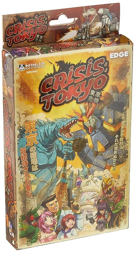 Crisis Tokyo Board Game: Amazon.es: Juguetes y juegos