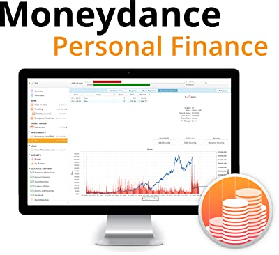 Moneydance - personal financial management app [Online Code]