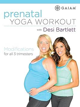 Watch Gaiam: Prenatal Yoga Workout with Desi Bartlett ...