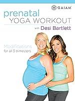 Gaiam: Prenatal Yoga Workout with Desi Bartlett