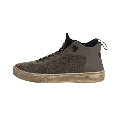 Hey Dude Auris WL Wool Sneakers (8 D(M) US, Taupe)