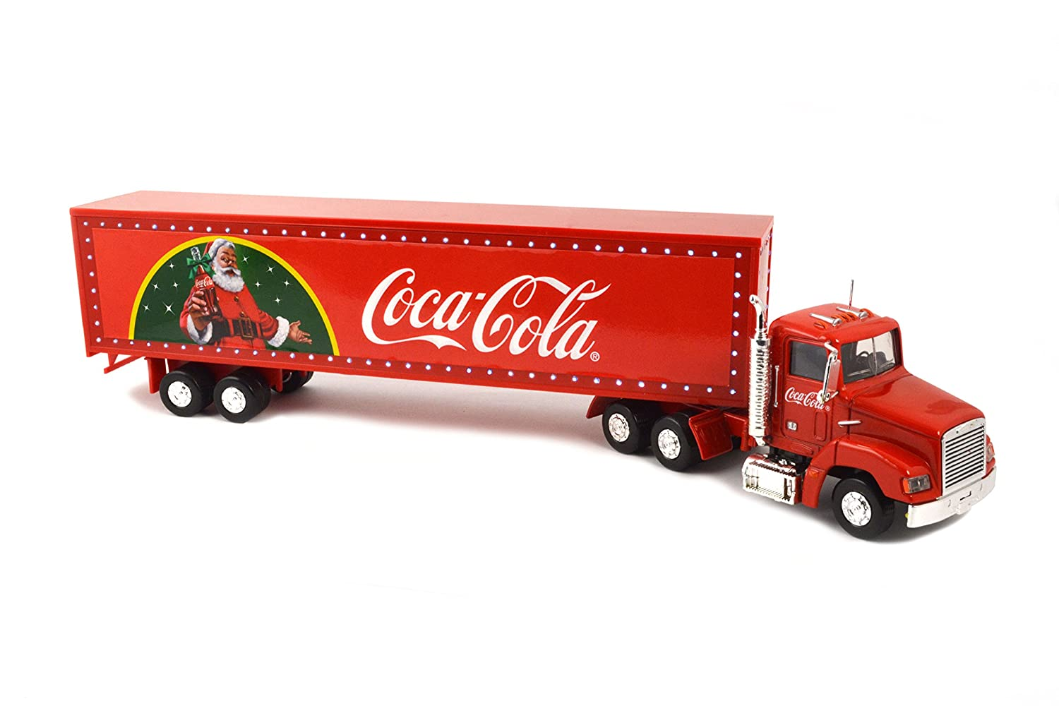 remote control lorry with Coca Cola Truck Toy on Rc Semi Trucks moreover Tow Truck also 221990123422 additionally Watch in addition That S One Way Baby Sleep Inventive Father Tows Newborn House Remote Controlled Toy TRUCK.