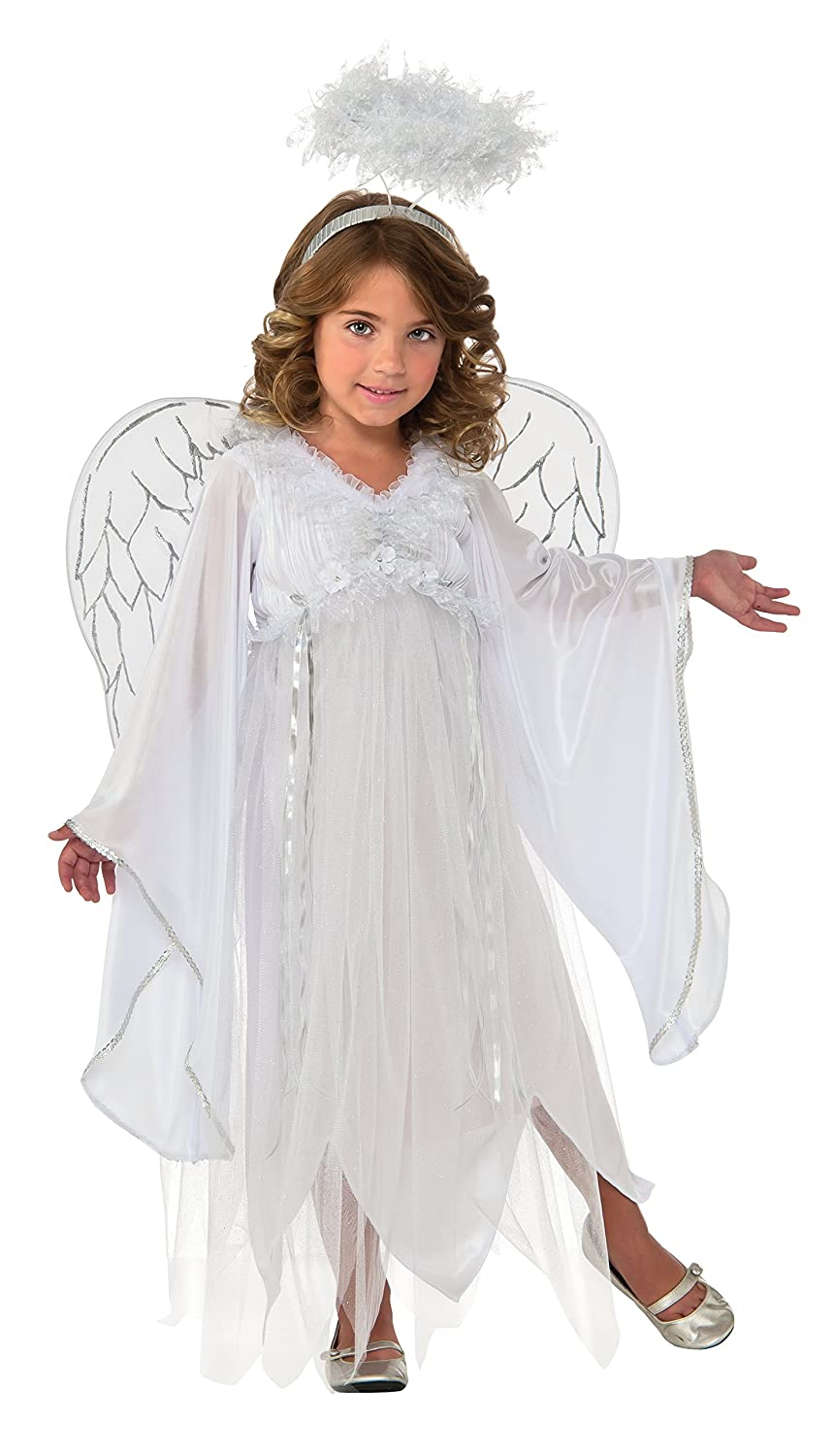 Silver Silvery Snow angel costume set children kids different sizes