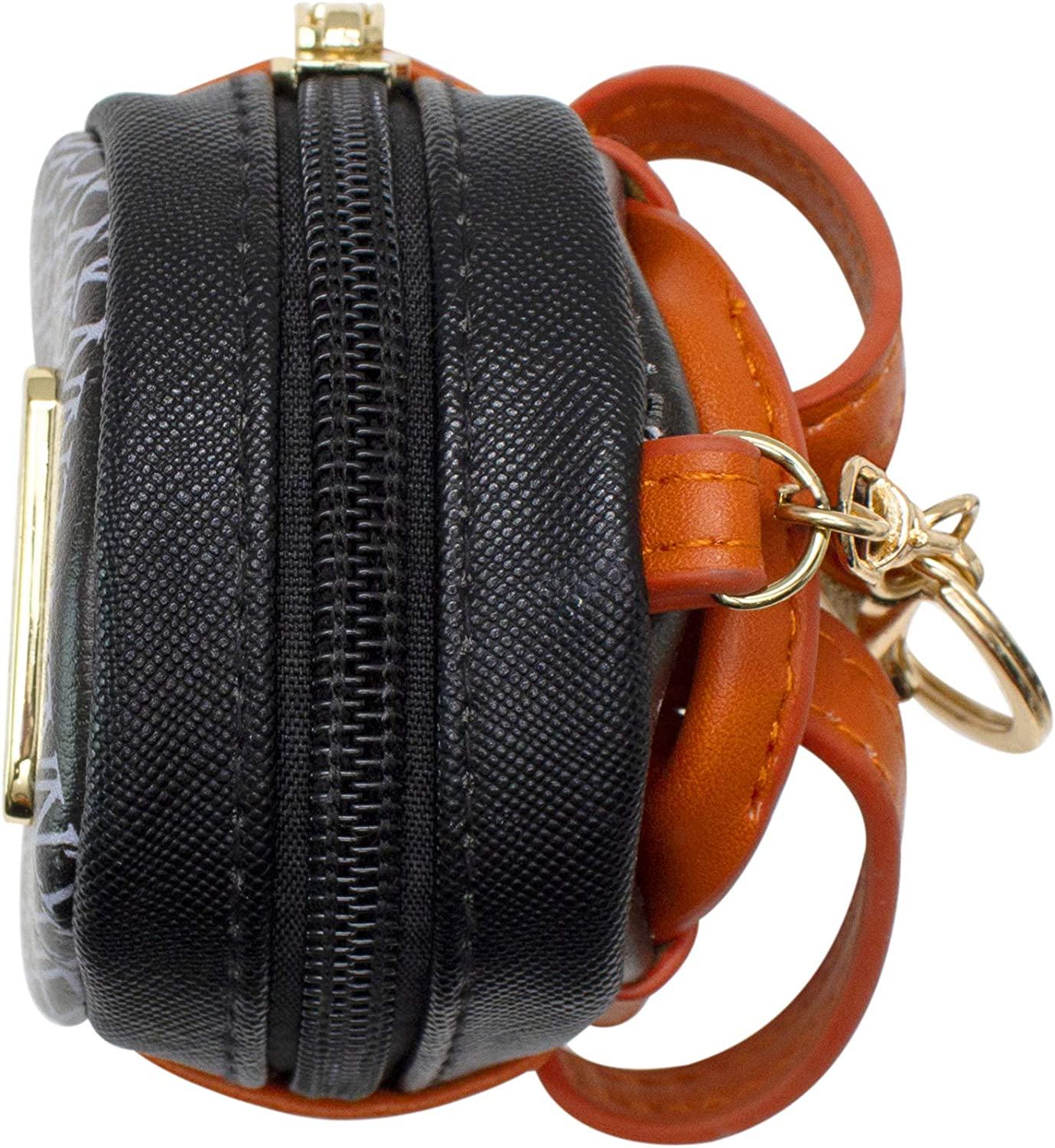 Mini Backpack Keychain with Key-ring and Lobster Claw Clasp