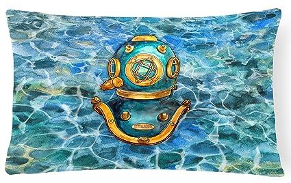 Amazon.com: Tesoros de la Caroline bb5355pw1216 Deep Sea ...