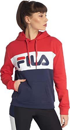 Fila Women Hoodies Urban Line Lori: Amazon.co.uk: Clothing