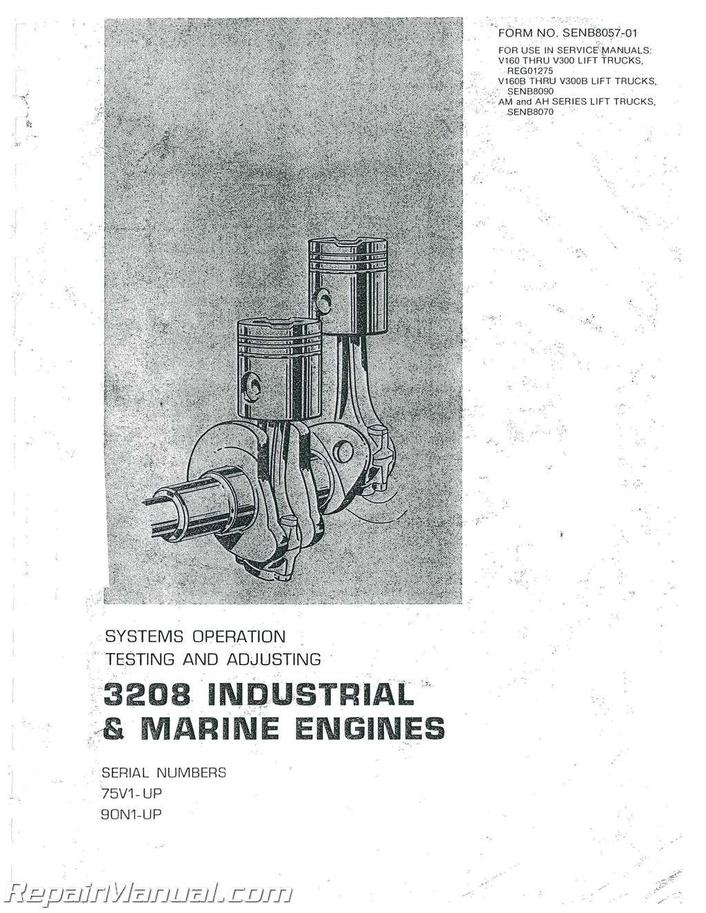ct s eng 3208 caterpillar engine 3208 ag marine early service manual ct s eng 3208 caterpillar engine 3208 ag marine early service manual paperback 2004