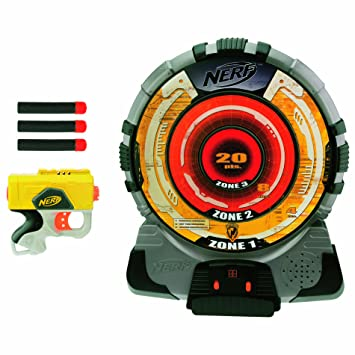 Nerf tech target instructions hasbro.