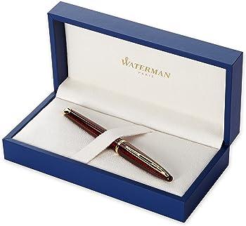 Waterman Carene Amber Shimmer Fountain Pen
