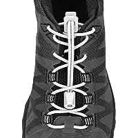 Nathan, Cordones elásticos para Zapatos para Correr y Deportes Activos