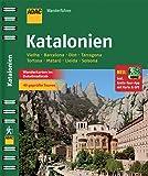 ADAC Wanderführer Katalonien inklusive Gratis Tour App: Vielha Barcelona Olot Tarragona Tortosa Lleida Solsona