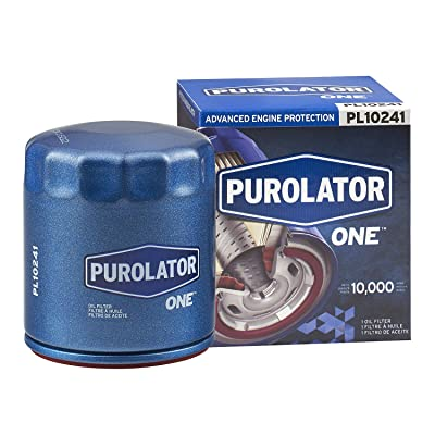 Purolator PL10241 PurolatorONE Advanced Engine Protection Spin On Oil Filter: Automotive